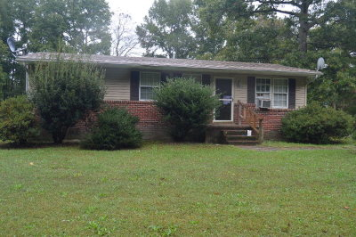 Northampton County, Accomack County Single Family Home Under Contract/Continue To Sho: 33089 Boston Rd