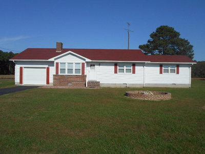 Single Family Home Under Contract/Continue To Sho: 25469 Parks Rd
