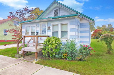 Chincoteague Single Family Home For Sale: 6246 Smith St