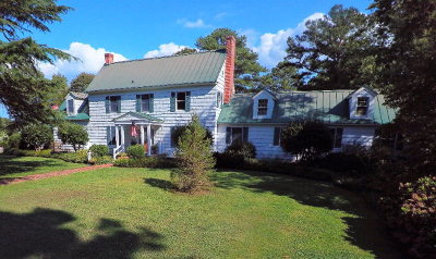 Northampton County, Accomack County Single Family Home For Sale: 15555 Windfall Drive