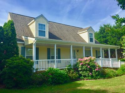 Northampton County Single Family Home Under Contract/Continue To Sho: 9382 Occohannock Neck Rd