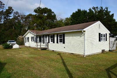 Northampton County Single Family Home Under Contract/Continue To Sho: 4214 Mattie Ave