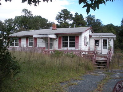 Northampton County, Accomack County Single Family Home For Sale: 8501 Fleming Road