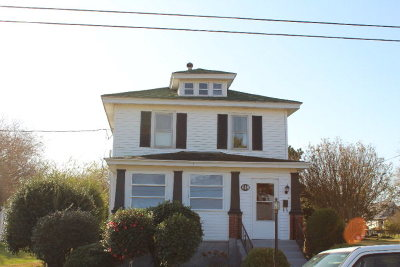 Northampton County Single Family Home Under Contract/Continue To Sho: 618 Washington Ave