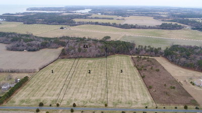 Cape Charles, Capeville, Kiptopeke, Cheriton Residential Lots & Land For Sale: Lot 2 Sand Hill Dr