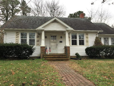 Single Family Home For Sale: 72 Kerr St