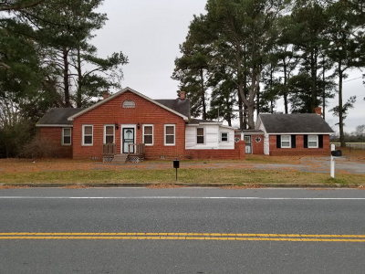 Exmore Single Family Home For Sale: 4268 Willis Wharf Rd