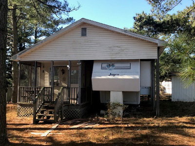 Northampton County, Accomack County Single Family Home For Sale: 36007 Pompano Court