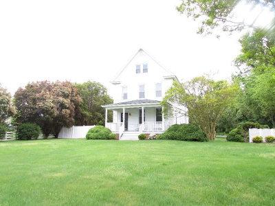 Eastville Single Family Home For Sale: 5422 Willow Oak Rd