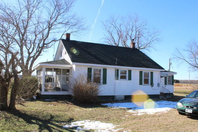 Northampton County Single Family Home For Sale: 5061 Cobbs Station Rd