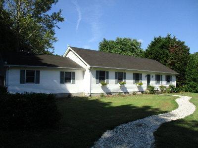 Accomack County, Northampton County Single Family Home For Sale: 18825 Seaside Circle