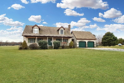 Northampton County, Accomack County Single Family Home Under Contract/Continue To Sho: 33538 Watts Bay Dr