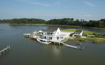 Cape Charles Single Family Home For Sale: 18489 Robin Rd