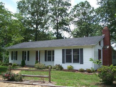 Accomack County Single Family Home For Sale: 27141 Barnes Cir
