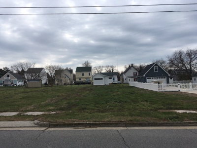 Cape Charles, Capeville, Kiptopeke, Cheriton Residential Lots & Land For Sale: Washington Ave