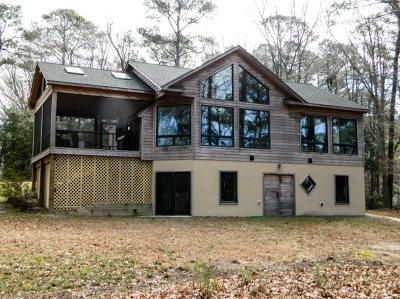 Eastville Single Family Home For Sale: 14200 Barlow Creek Court