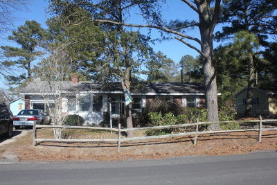Accomack County Single Family Home For Sale: 19579 Quinby Bridge Rd