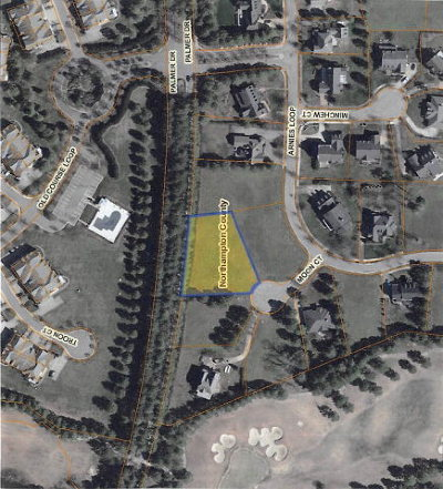 Cape Charles, Capeville, Kiptopeke, Cheriton Residential Lots & Land For Sale: Lot 53 Moon Ct