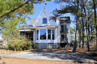 Chincoteague Single Family Home For Sale: 5104 Blake Point Rd