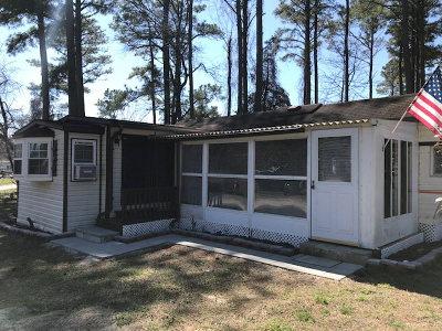 Northampton County, Accomack County Single Family Home For Sale: 6214 Nautilus Dr