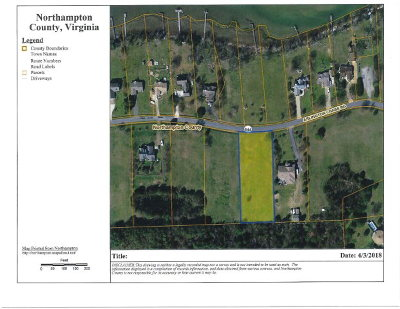 Cape Charles, Capeville, Kiptopeke, Cheriton Residential Lots & Land For Sale: 47 Arlington Chase Rd