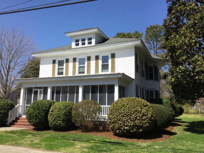 Wachapreague Single Family Home For Sale: 33 Main St