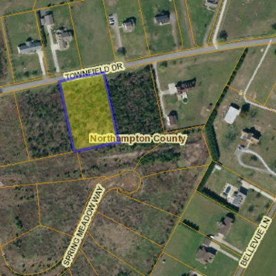 Cape Charles, Capeville, Kiptopeke, Cheriton Residential Lots & Land For Sale: Townfield Dr