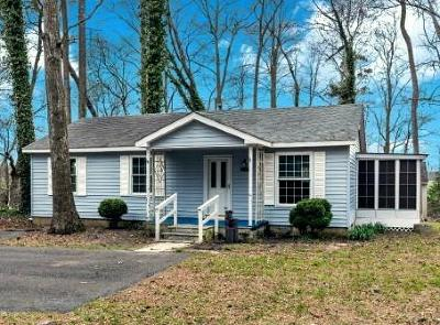 Greenbackville, Horntown Single Family Home For Sale: 2187 Mayflower Dr