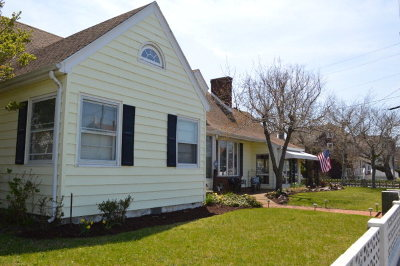 Chincoteague Single Family Home For Sale: 4274 Main St