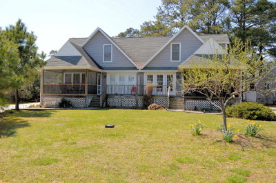 Chincoteague Single Family Home For Sale: 8172 Marsh Point Ln