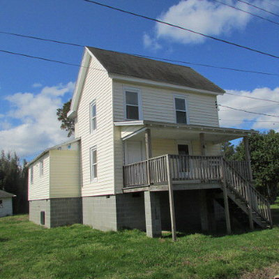 Wachapreague Single Family Home For Sale: 6 South St