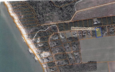 Cape Charles Residential Lots & Land For Sale: Lo 37 Butler's Bluff Dr