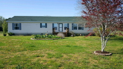 Accomack County, Northampton County Single Family Home Under Contract/Continue To Sho: 22374 Deep Creek Rd