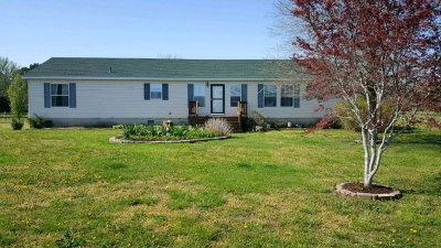 Onancock Single Family Home For Sale: 22374 Deep Creek Rd