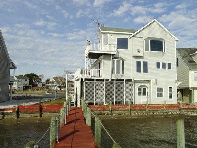 Captains Cove Single Family Home For Sale: 3501 Blackbeard Rd