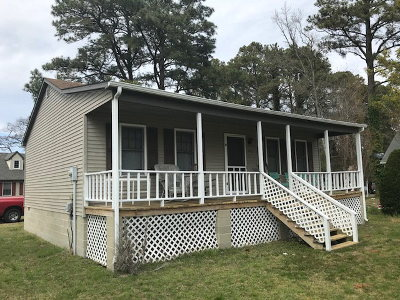 Chincoteague Single Family Home For Sale: 6473 Phipp's Lane