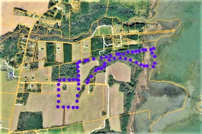 Cape Charles, Capeville, Kiptopeke, Cheriton Residential Lots & Land For Sale: Island View Ln