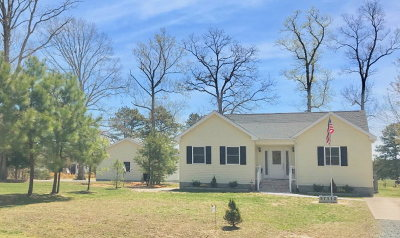 Captains Cove Single Family Home For Sale: 37110 Main Sail Ct
