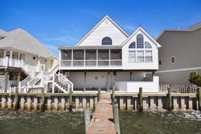 Captains Cove Single Family Home For Sale: 3425 Blackbeard Rd