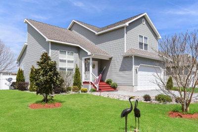 Greenbackville, Horntown Single Family Home For Sale: 2402 Octopus