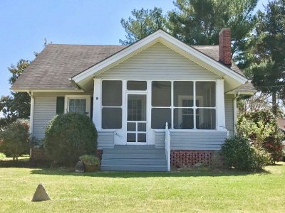 Northampton County Single Family Home For Sale: 8007 Seaside Rd