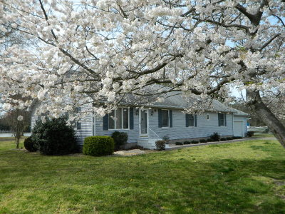 Northampton County Single Family Home For Sale: 12124 Blue Teal Ln