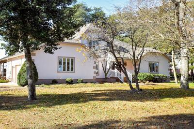 Cape Charles Single Family Home Under Contract/Continue To Sho: 3242 Butler's Bluff Dr