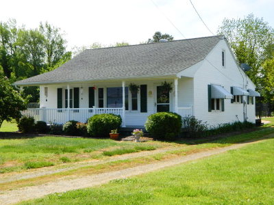 Northampton County Single Family Home Under Contract/Continue To Sho: 4132 Stoakley Rd