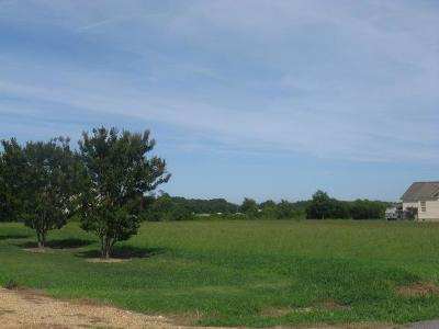 Cape Charles, Capeville, Kiptopeke, Cheriton Residential Lots & Land For Sale: 22205 Verlinda Lndg North