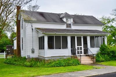Chincoteague Single Family Home For Sale: 6250 Clark St