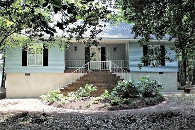 Accomack County, Northampton County Single Family Home For Sale: 6079 Bayberry Ct