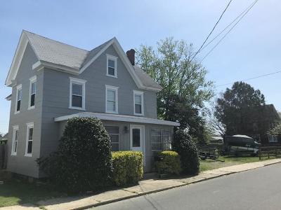 Chincoteague Single Family Home For Sale: 6279 Mumford