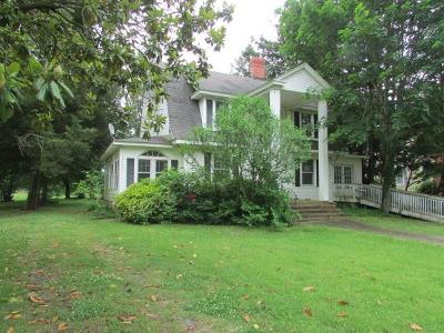 Accomack County Single Family Home For Sale: 36073 Belle Haven Rd