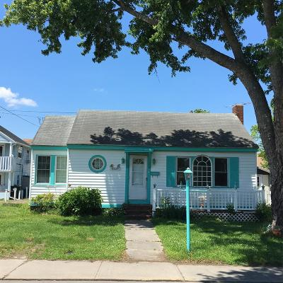 Chincoteague Single Family Home Under Contract/Continue To Sho: 3727 Willow St